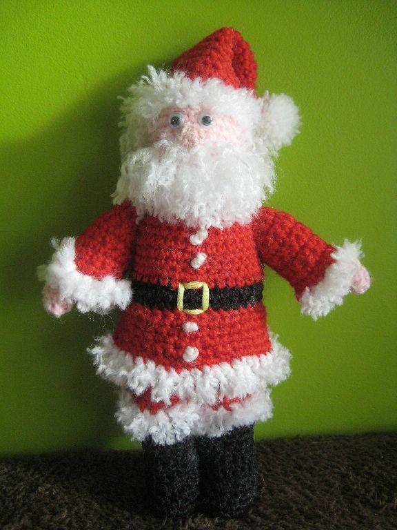 pere noel au crochet modele gratuit modele tricot gratuit pere noel | Noël | Pinterest pere noel au crochet modele gratuit