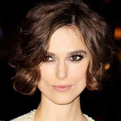 Popular Short Curly Hairstyles For Round Faces Curly - Hairstyle for curly short hair round face