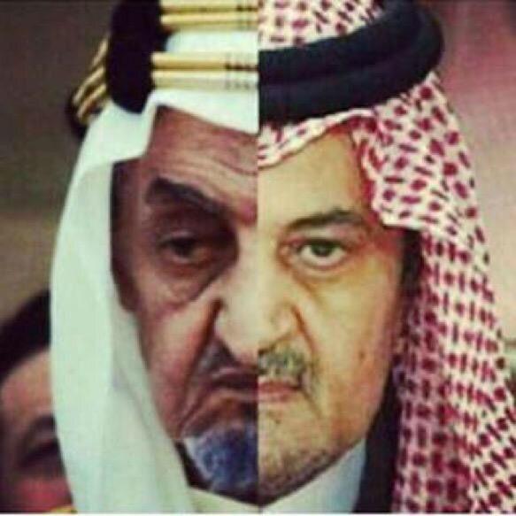 في ذكرى منع الملك فيصل النفط عن امريكا توفي الامير الشهم سعود الفيصل Face Art King Faisal Arabian Art