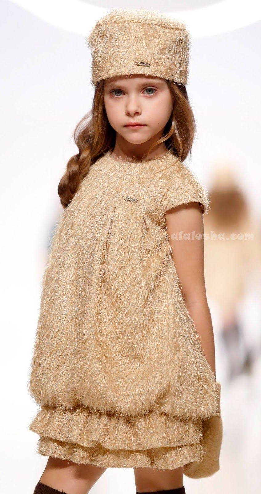 Alalosha Vogue Enfants Child Model Of The Day Lёlya: ALALOSHA: VOGUE ENFANTS: Sanmar AW' 2015 Fimi Fashion Week