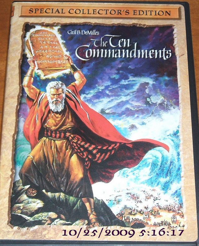 Christian Movies5 With Images Ten Commandments Full Movies