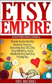 #EtsyEmpire 1st complete Etsy Guidebook Etsy SEO, Pinterest, and Facebook for Etsy sellers. #Etsy101. http://ow.ly/dV9x303sxwi