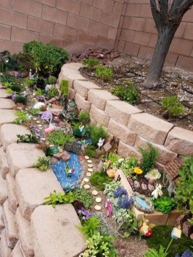 Photo of Stunning Diy Fairy Garden Design Ideas To Try This Year 44