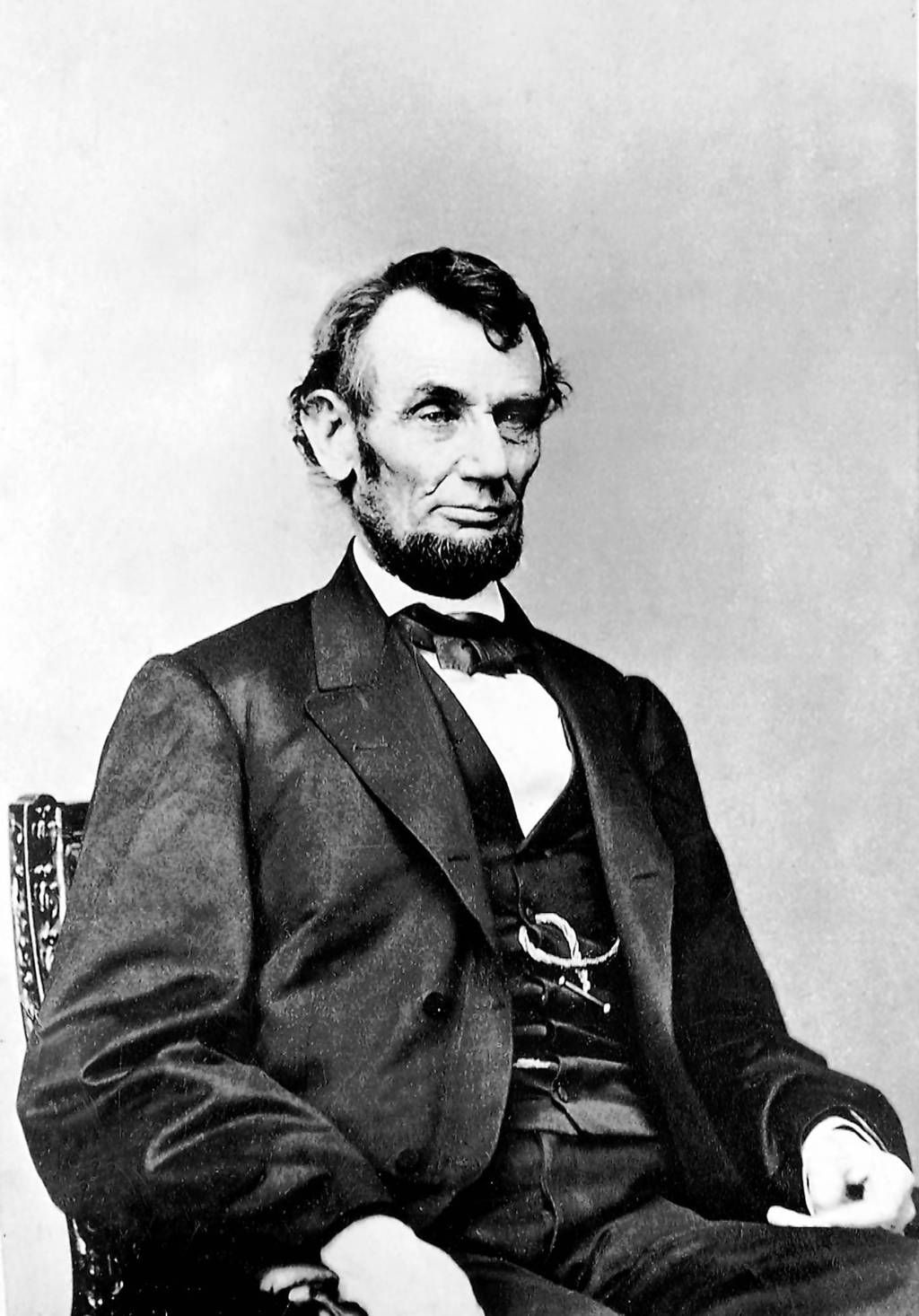 Abrahamlincoln Grew A Beard In Late 1860 After Getting