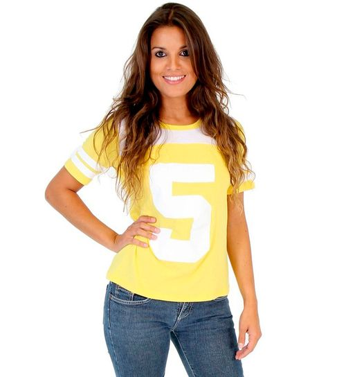 Commemorate your favorite cult classic with an awesome Teenage Mutant Ninja Turtles April O' Neil 5 Yellow Costume T-shirt . Free shipping on Teenage Mutant Ninja Turtle Costumes orders over $50.