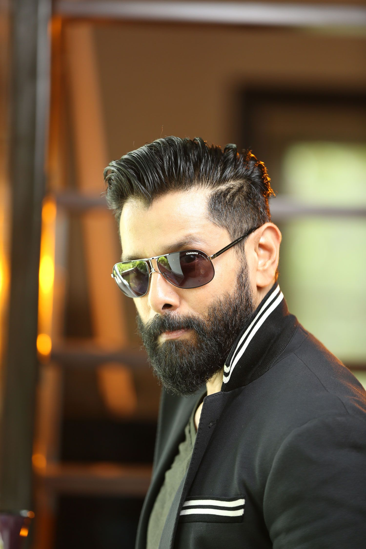 Pin By Cine Cluster On Chiyaan Vikram Latest Photo Shoot