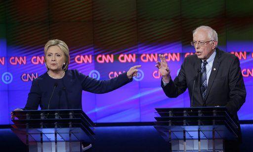 Nueva hostilidad y ataques en el debate demócrata - http://a.tunx.co/Fc28J