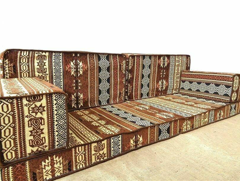 Floor Seat Sofa Room Arabic Turkish Majilis Oriental Set Kilim Cushion Color Handmade Kilim 2020 Ahsap Isleri