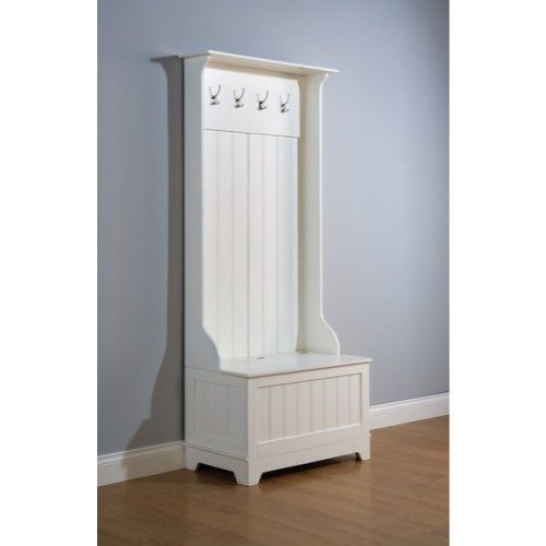 Buy Mountrose Colonial Hallway Bench in White from   the UK s leading  online furniture and bed store. Mountrose Colonial Hallway Bench in White   Furniture I like