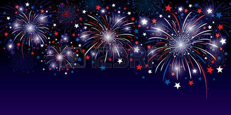 Christmas In July Royalty Free Images.Christmas In July Fireworks Background July 4th
