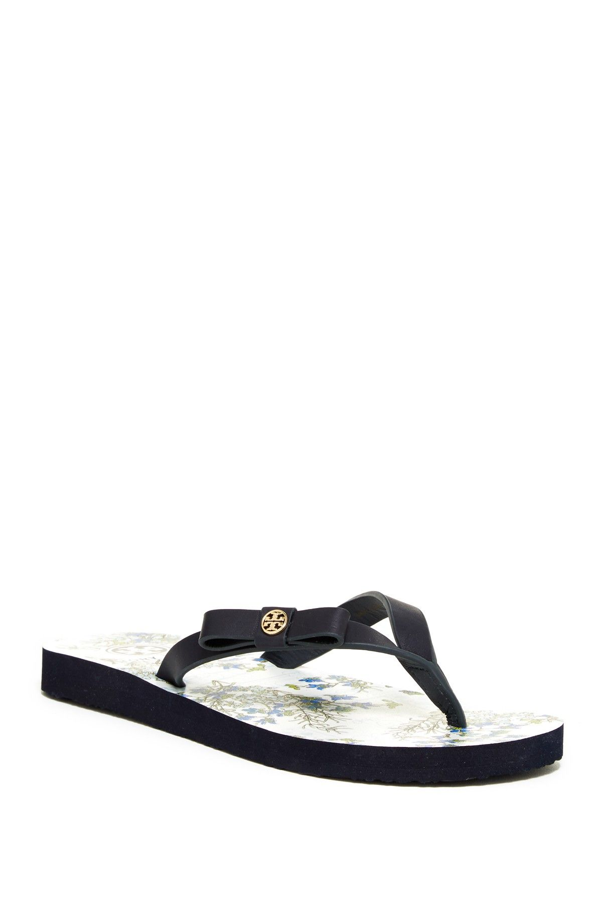 Carlton Flip Flop by Tory Burch on @nordstrom_rack