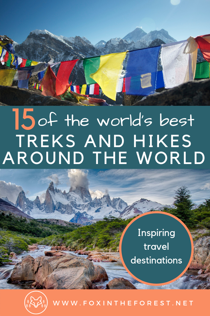 Pack Your Bags 13 Of The Most Amazing Hiking Trails In The World Outdoor Travel Adventure Best Hikes National Parks Trip