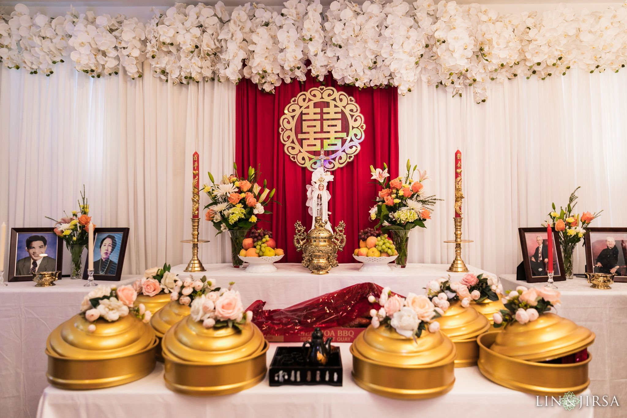 Image result for vietnamese tea ceremony decorations in 2019
