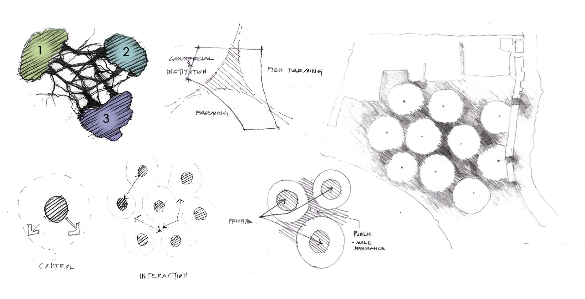 Circulation Drawings Architecture Abstract