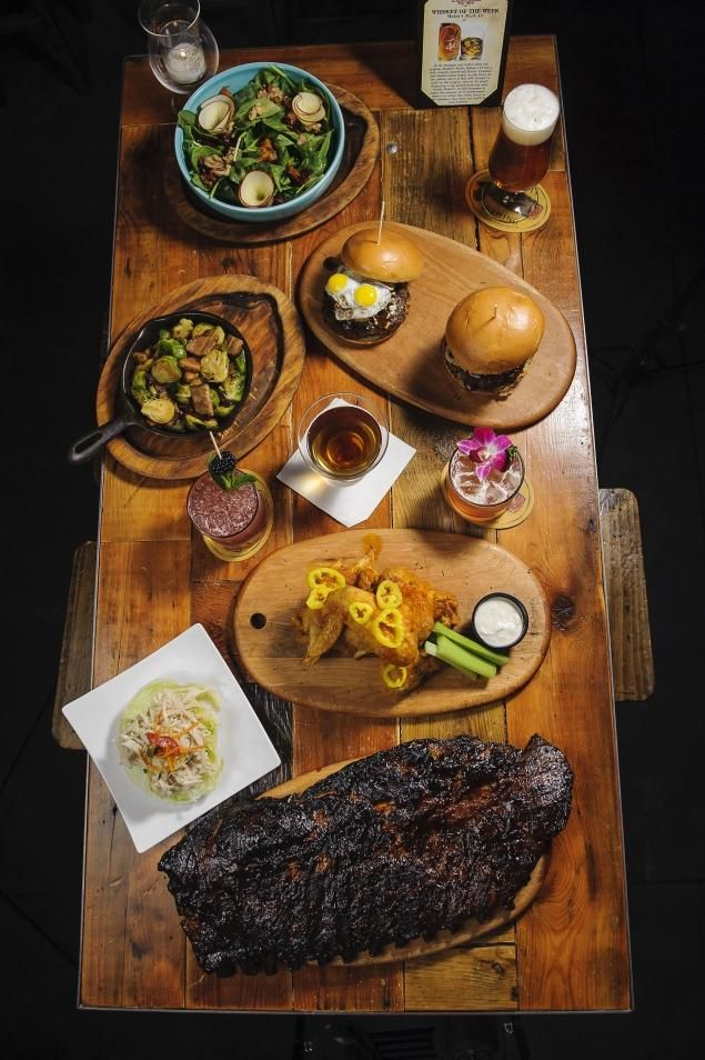 Trendy New Restaurants And Bars In Forest Hills Nyc Food Food Capital Authentic Cuisine