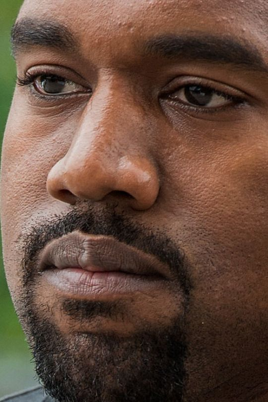 Kanye West Black Beards Kanye West Face