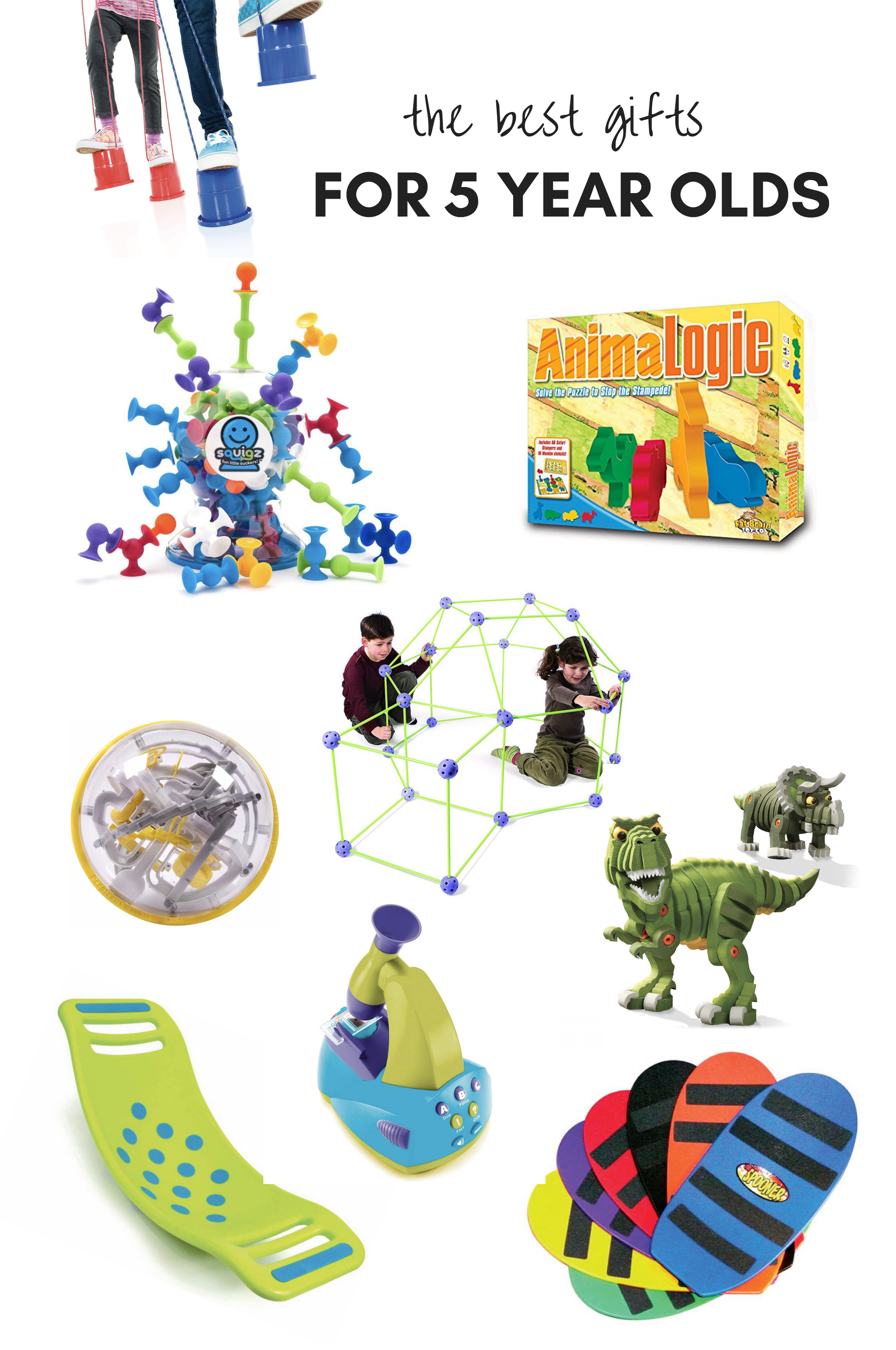 All of our favorite ts and toys for 5 year olds These