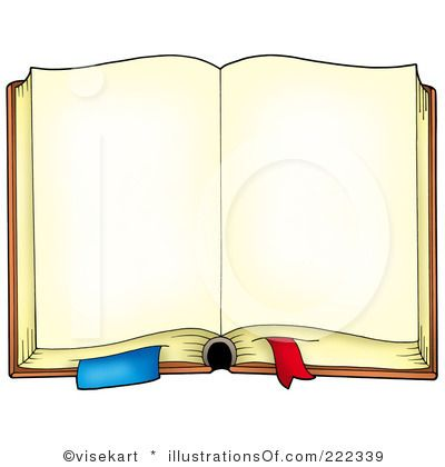 Book Page Clipart