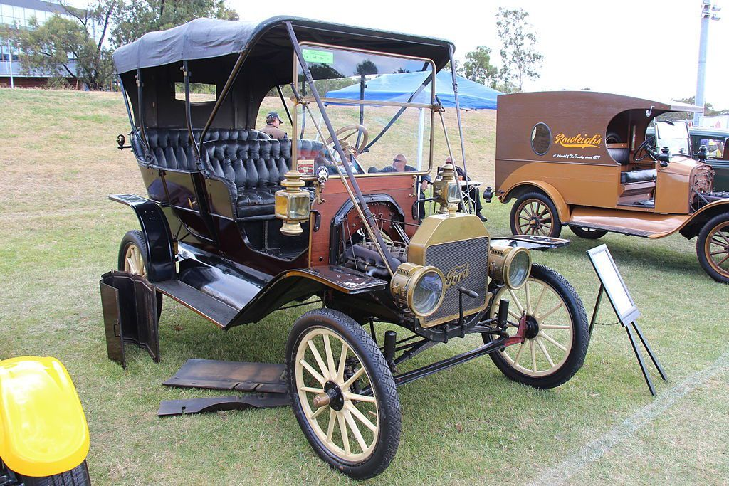 Ford Model T Automobiles 1909 Ford Model T - T1 Town Car | Classic ...