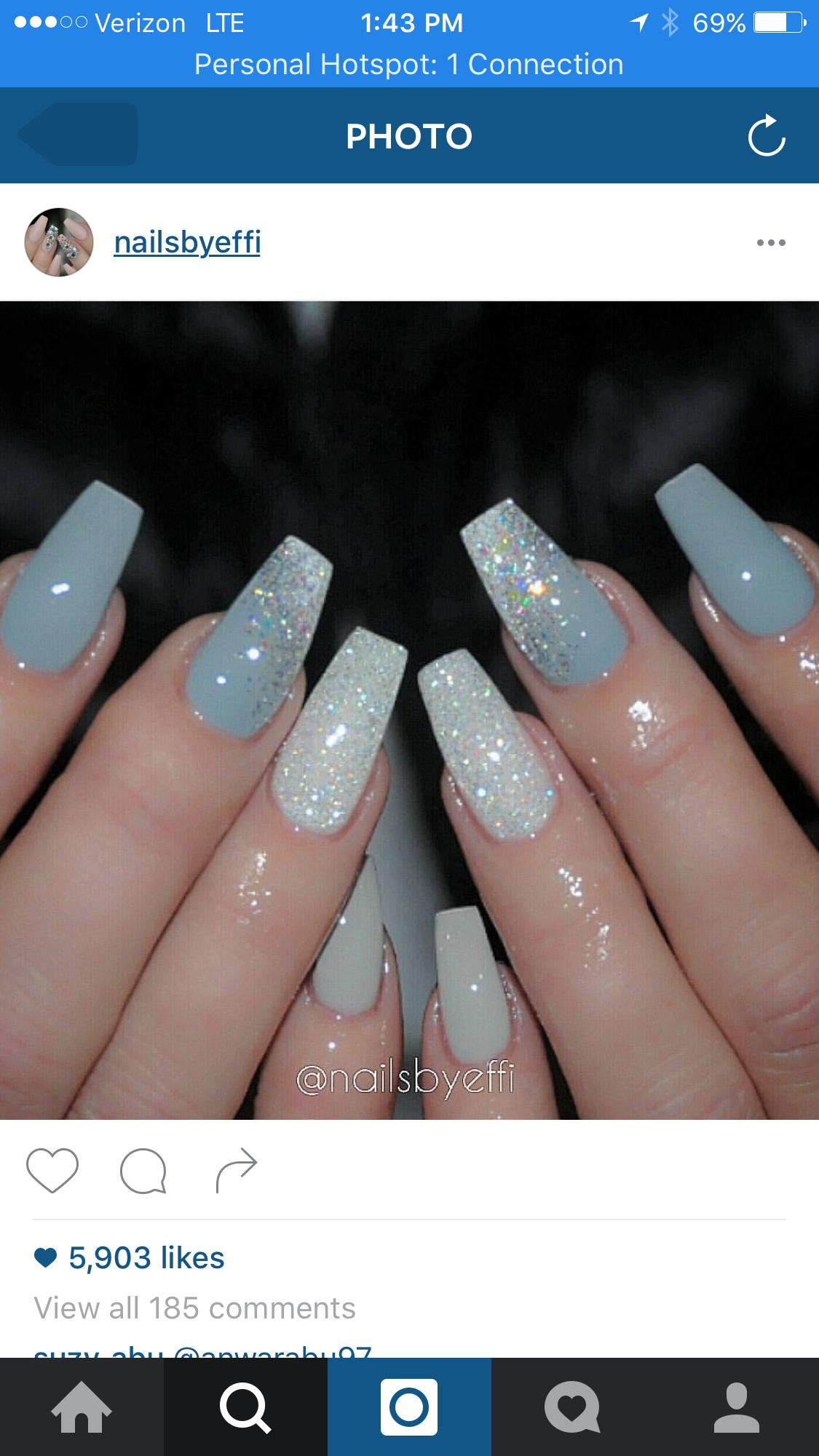 Pin by Elina Kaz on Nail Art | Pinterest | Nail nail, Black girl ...