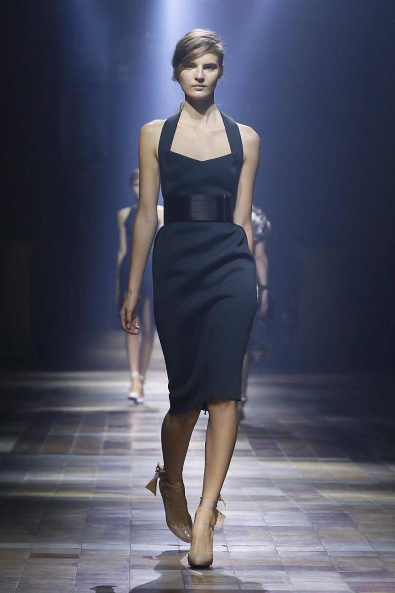 Nowfashion lanvin dress