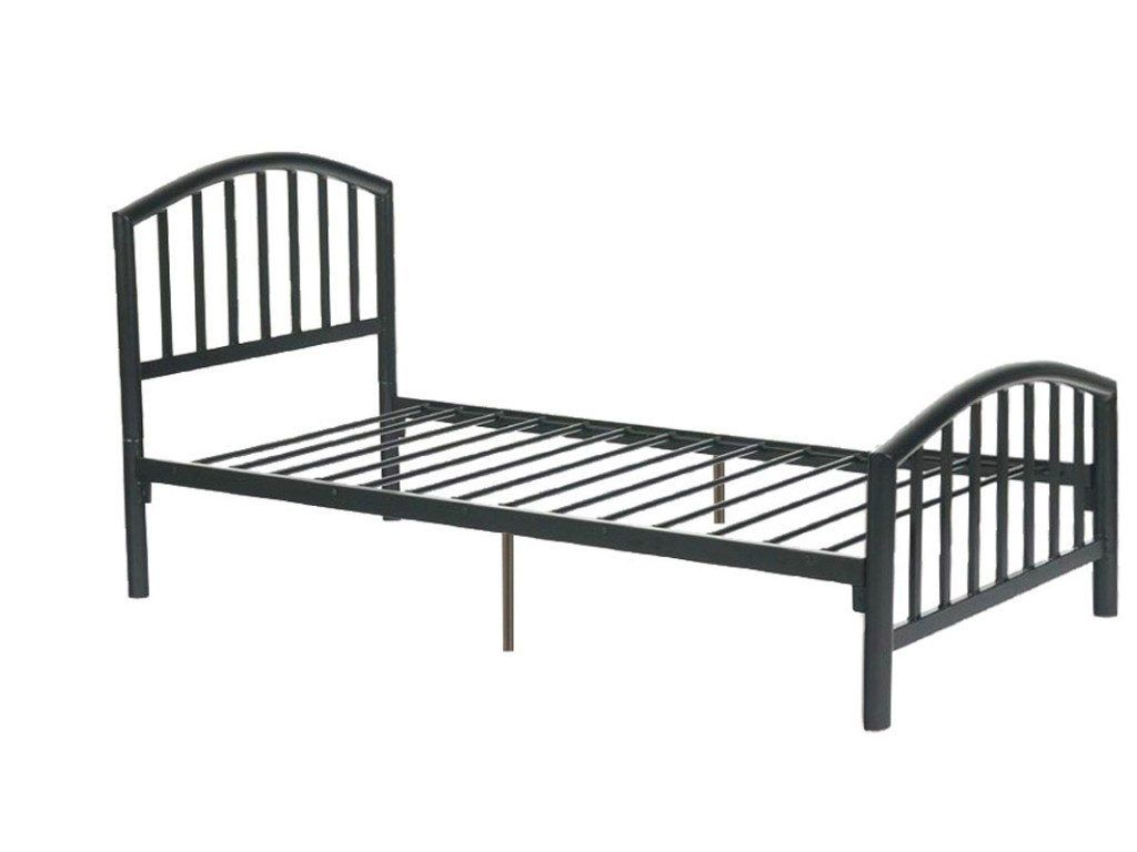 Twin Size Iron Bed Frame | Bed Frames Ideas | Pinterest