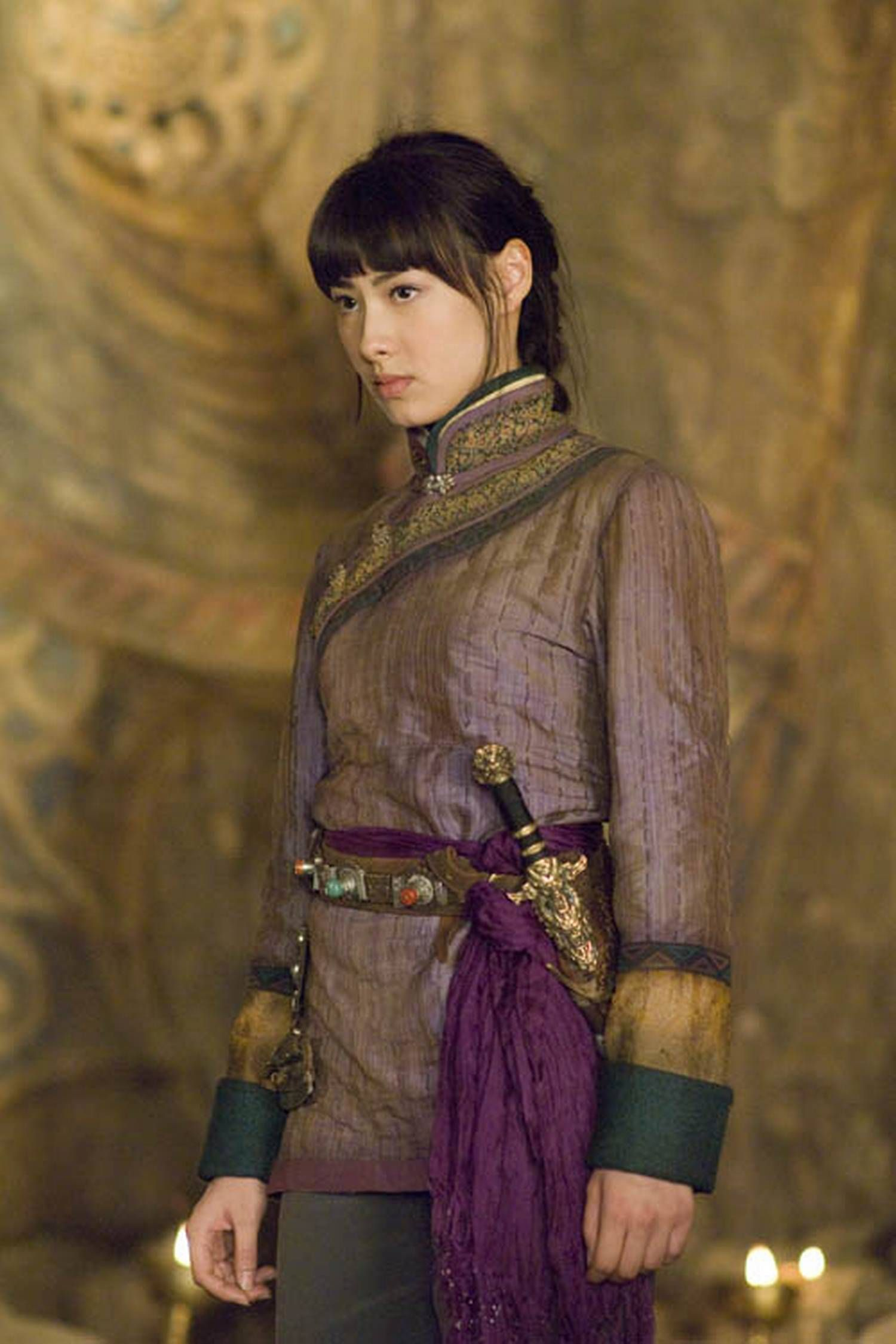 Isabella Leong - The Mummy 3 - Tomb of the Dragon Emperor ...