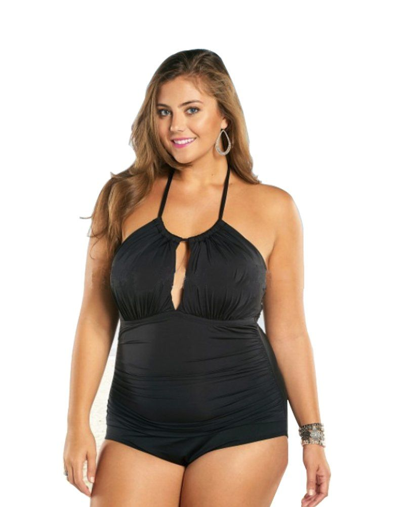 1bca225440 Maternity Outfits - cool maternity swimsuits : Womens Maternity Swimwear  UPF 50 One Piece Halter Swimsuit for Pregnant Black Tag LUS M *** Learn  more at the ...