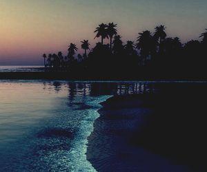 Night Time At The Beach Miami TumblrCalifornia