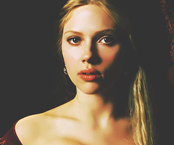 Scarlett Johansson as Shanna