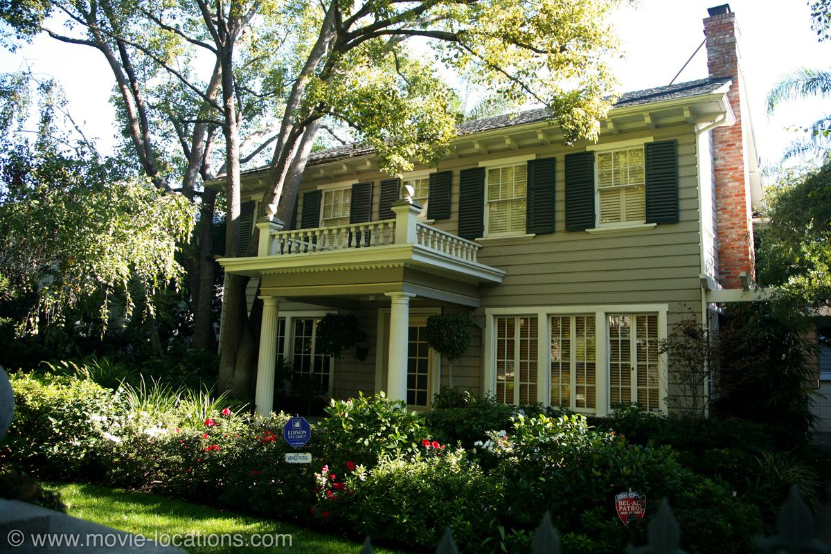 Filming Locations for Halloween (1978) American houses