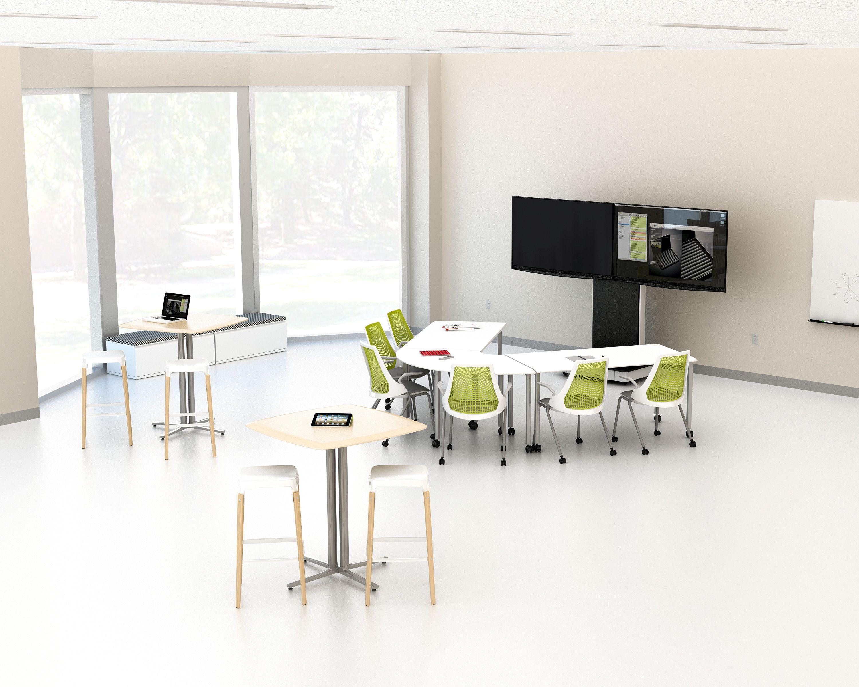 Ufficio Y : Herman miller mesas everywhere disponible en ufficio arquitectura