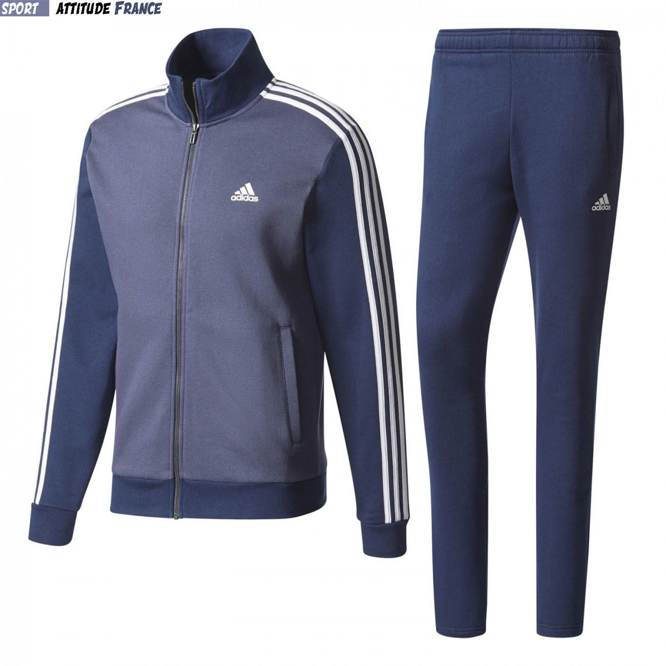 survetement femme Adidas go sport,Adidas navy jogging