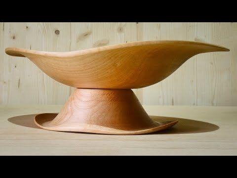 Tokar Art Woodturning 84 Eared Bowls Youtube Wood