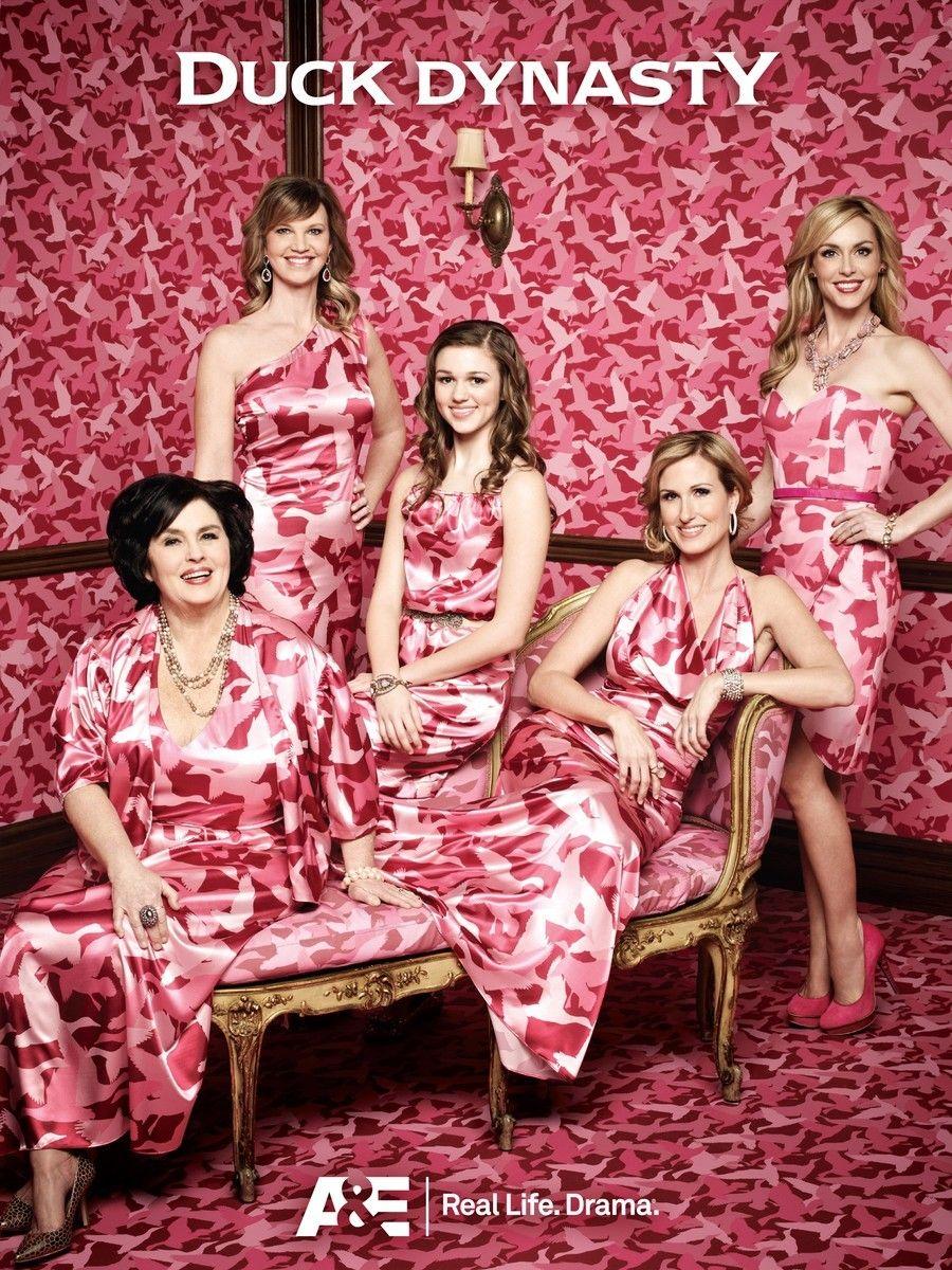 The Ladies Of Duck Dynasty Miss Kay Missy Robertson Sadie