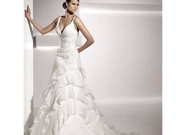 vestido de novia pronovias colección 2010 | vestidos de novia