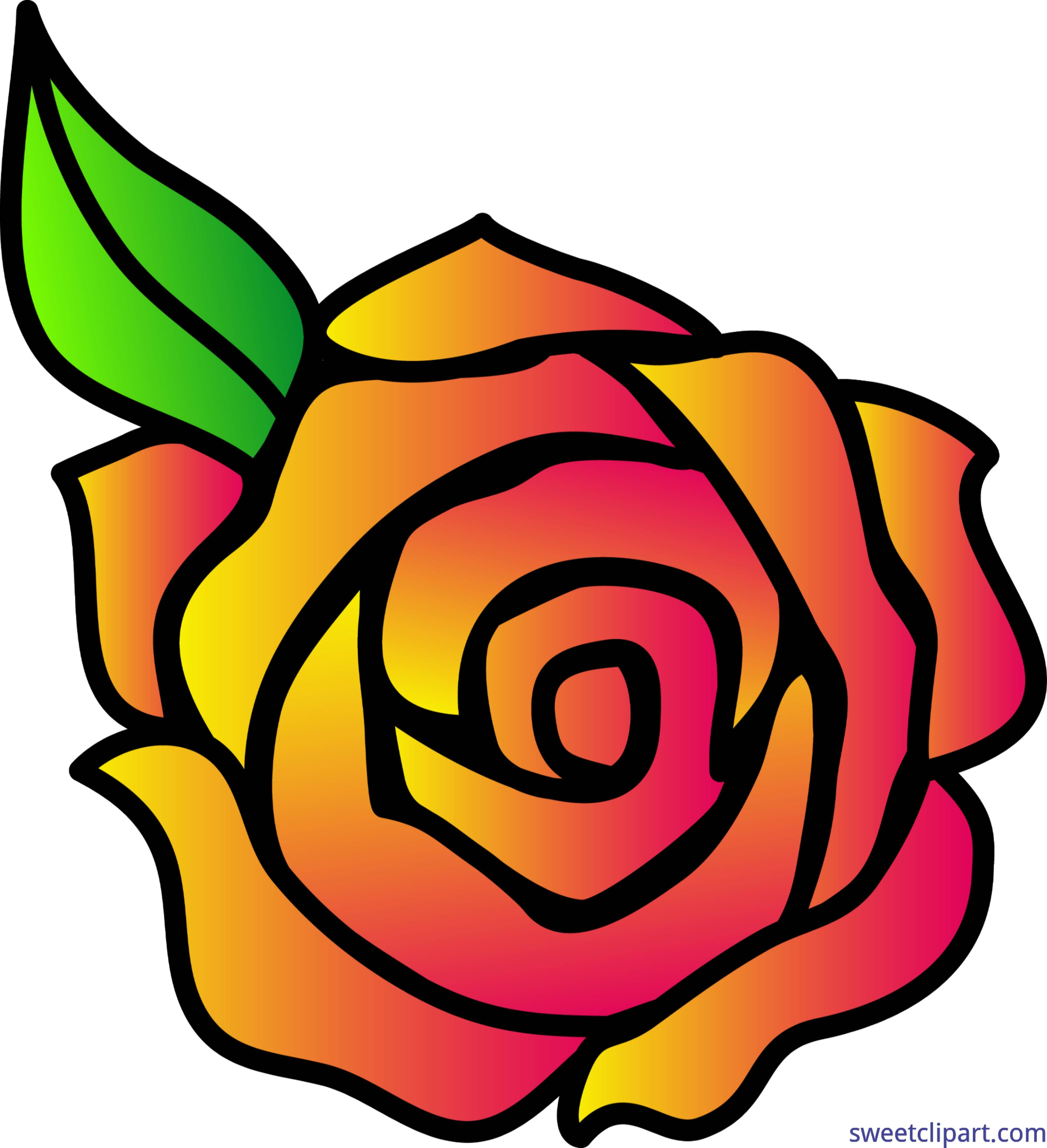 Red Rose Cartoon Style Png Clipart Gallery Yopriceville High Quality Images And Transparent Png Free Clipart Red Roses Cartoon Flowers Red Rose Png