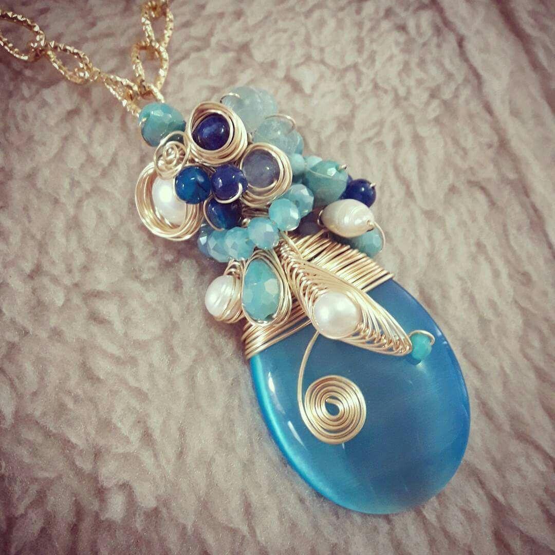 Pin von Luz Dary Paredes auf Collares | Pinterest | Perlen
