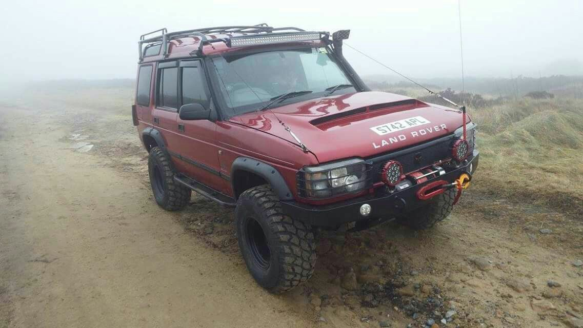 Land Rover Discovery 1 V8 With Megajolt Lpg And Modified Land Rover Discovery 1 Land Rover Discovery 2 Land Rover Discovery