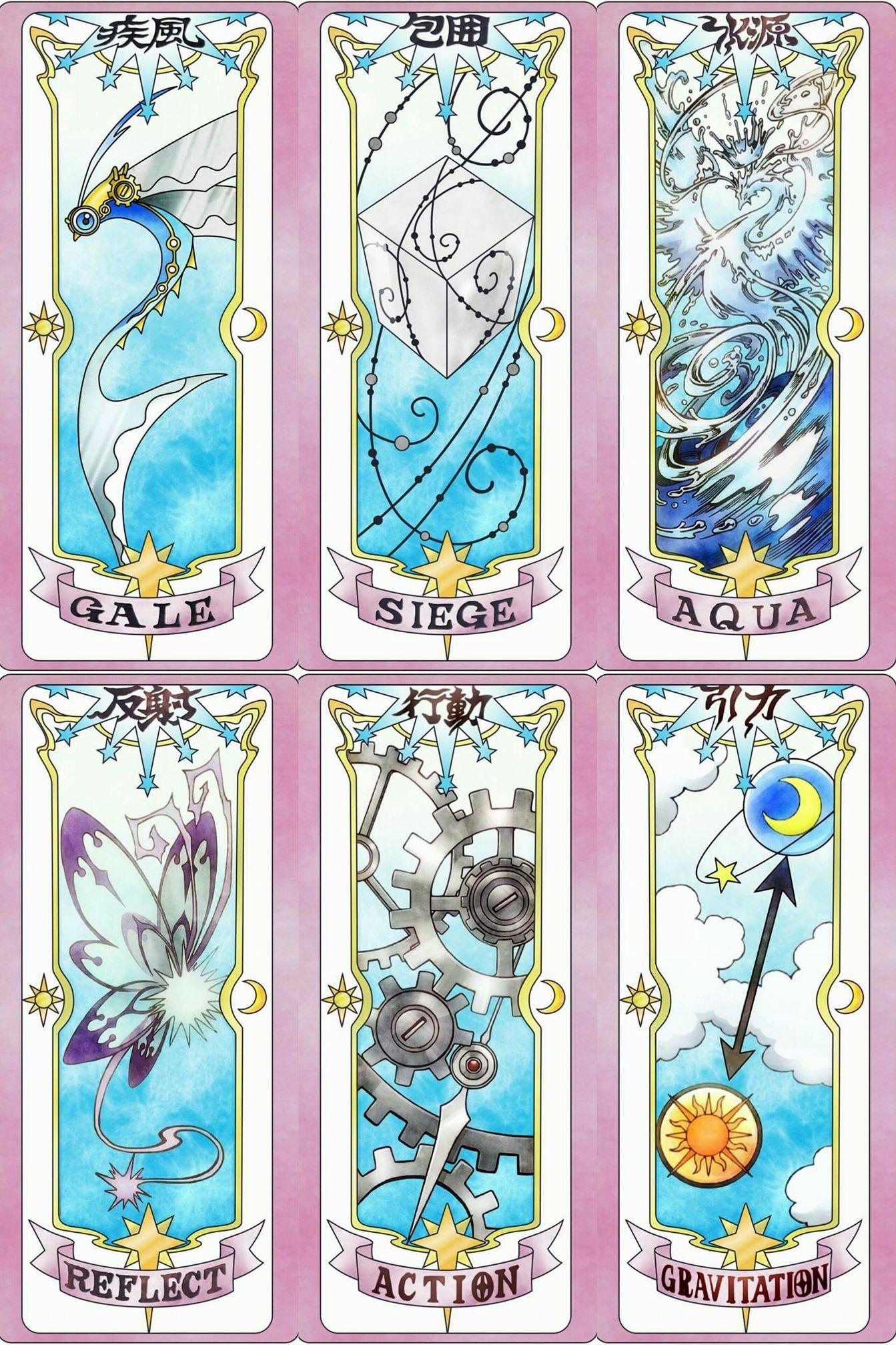Cardcaptor Sakura Clear Card Season 2 : cardcaptor, sakura, clear, season, Của, Tekachi, Trên, Sakura, Season, Thuật,, Thiệp,, Hoạt, Hình