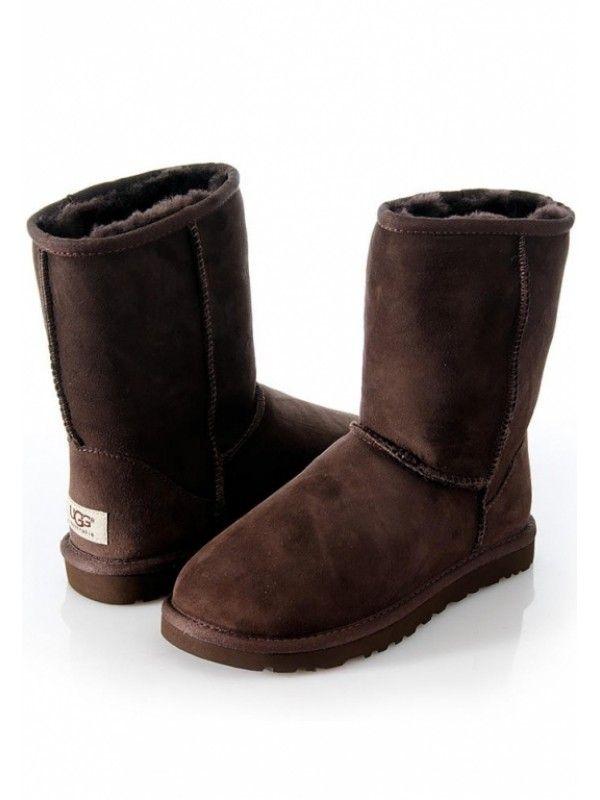 9b68c45c12e Купить Угги UGG Australia Classic Short Chocolate | Brown UGG | Ugg ...