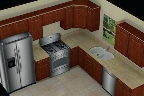 l shaped kitchen layouts small l shaped kitchen designs ...