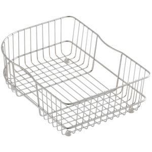 KOHLER Efficiency 15-3/4 in. x 11-1/2 in. Rinse Basket for