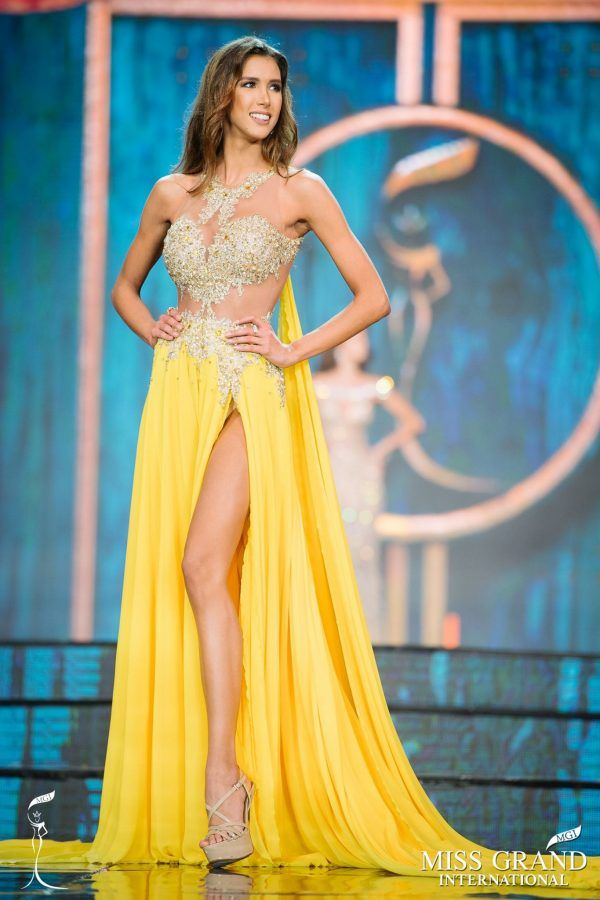 Miss Grand Paraguay 2017 Evening Gown: HIT Or MISS? Click to let us ...