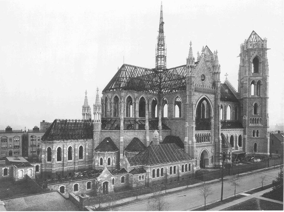 An Early Cathedral