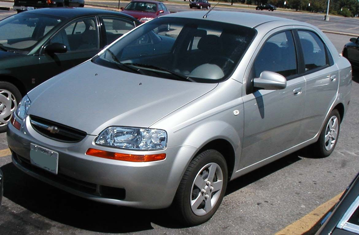 Kelebihan Kekurangan Chevrolet Aveo Sedan Review