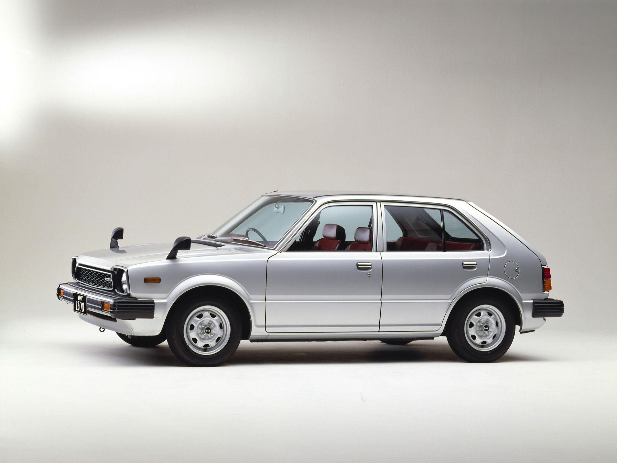 Civic Classic Sedan Black Olx: 1979-83 Honda Civic 5-door