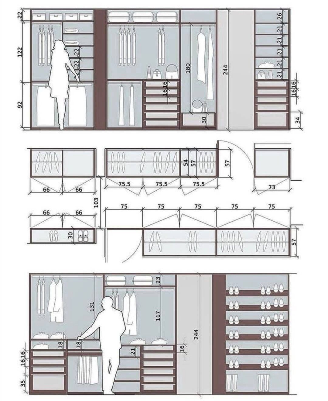 Pin By Harry S On Wardrobes With Images Bedroom Closet Design