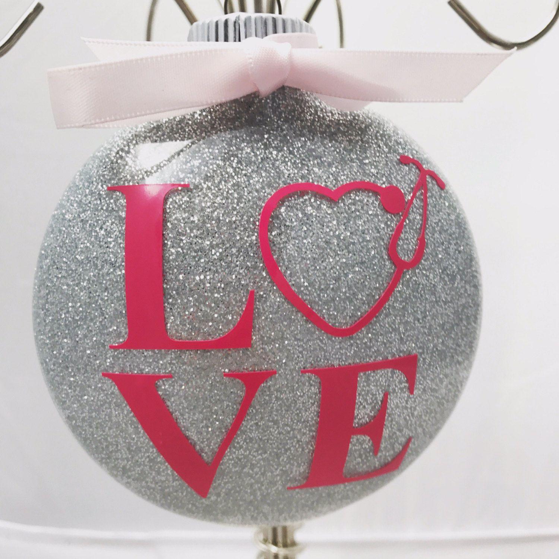 Doctor ornaments - Nurse Ornament Doctor Ornament Nurse Gifts Doctor Gifts Holiday Ornaments Christmas