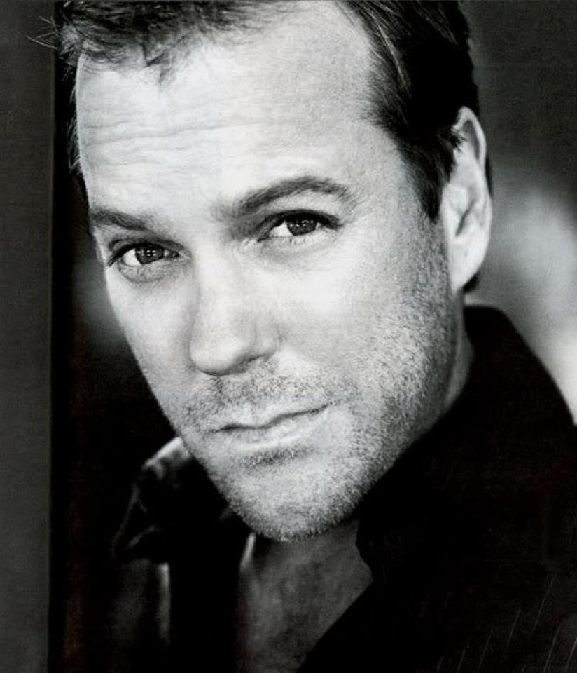 Kiefer Sutherland aka Jack Bauer :))